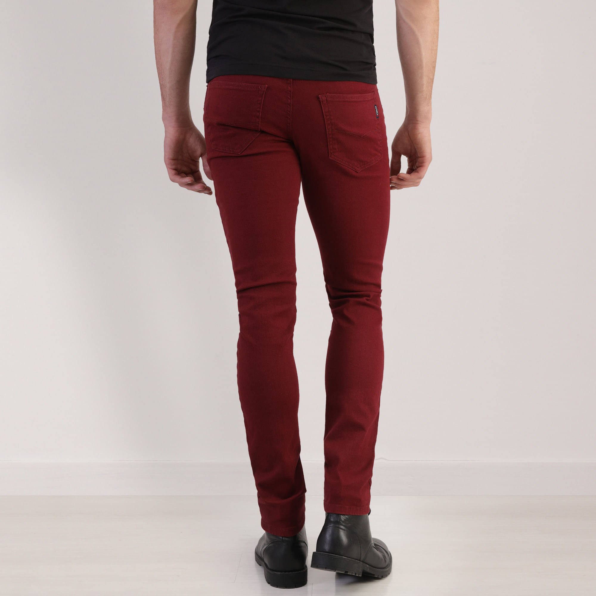 JEANS RISK GABARDINA VINO 7506442037060 - Oggi Jeans