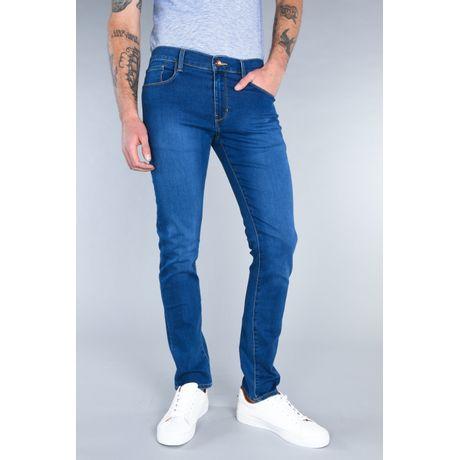 Jeans Iron Soft Blue Bleach