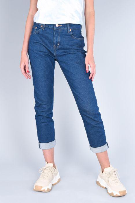 Jeans Mom Suavizado