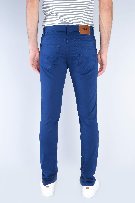 Compra Jeans Iron Stretch Marino I Hombre - 121307 - Oggi ...