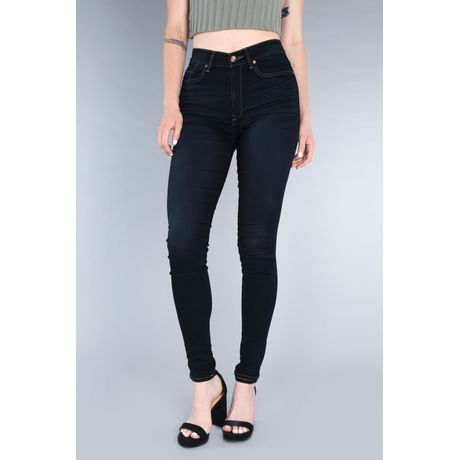 Jeans Lucy Soft Negro 141