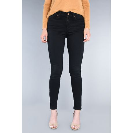 Jeans Lucy Soft Negro 142