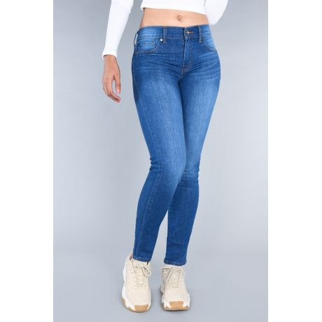 Jeans Milah Blue Bleach