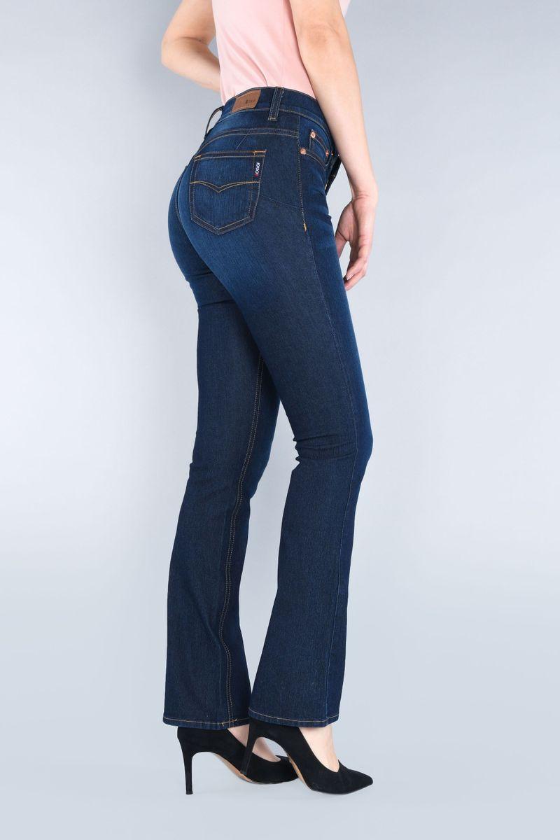Tipo-de-foto-Jeans-Oggi-Mujer-Mezclilla-Azul-Oscuro-Yess-Boot-Cut