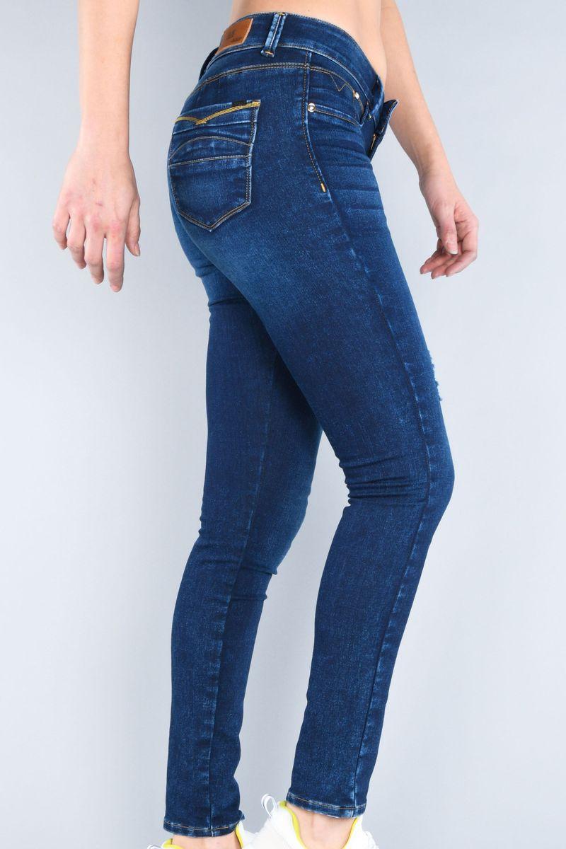 Tipo-de-foto-Jeans-Oggi-Mujer-Mezclilla-Azul-Oscuro-Carol-Super-Skinny