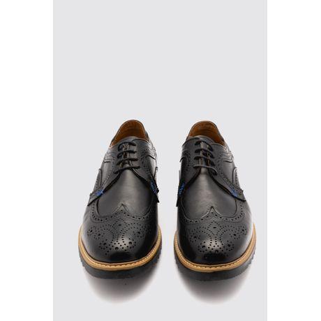 Zapatos Manchester 1 Negro